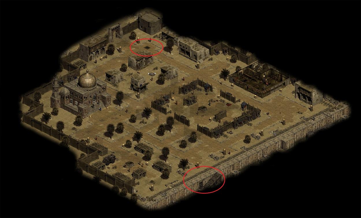 Прохождение Diablo 2: II акт - The Secret of the Visjerei ...: http://lutgholein.ru/prohozhdenie-diablo2/2-act/