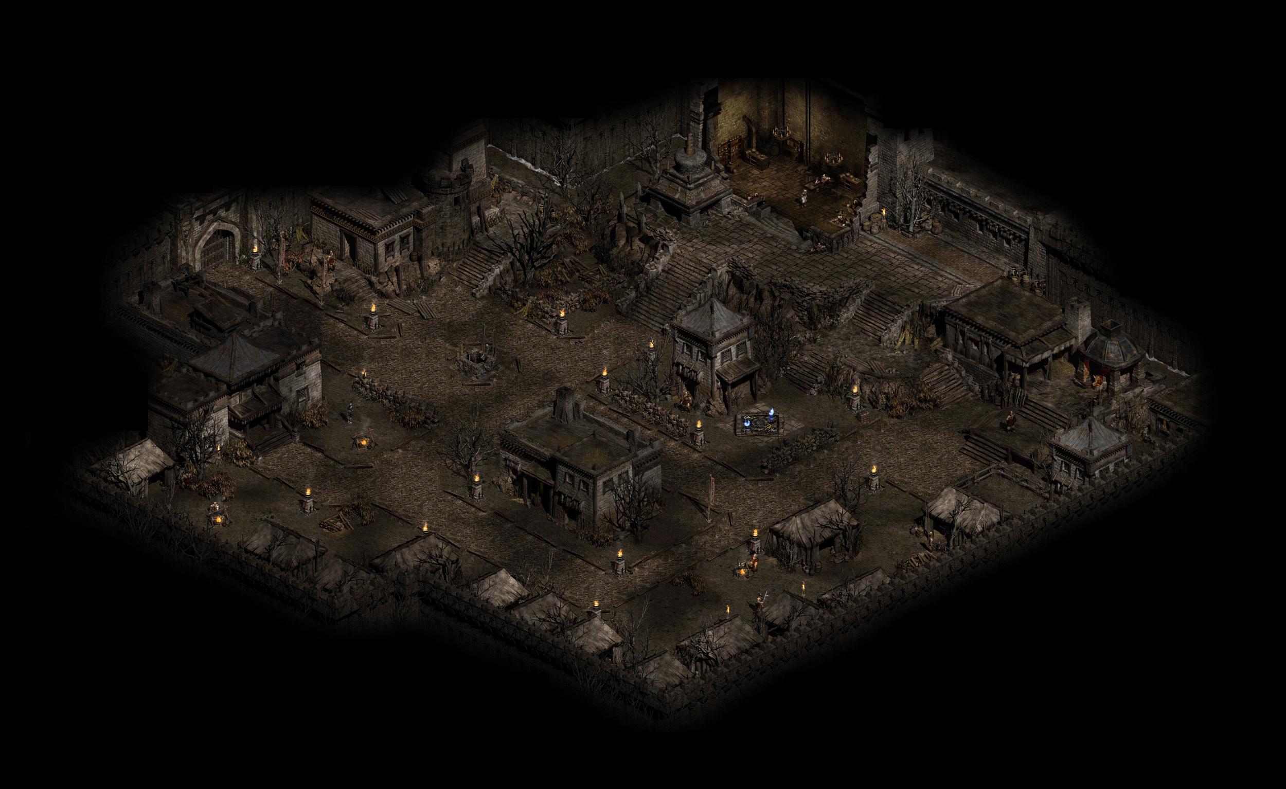 Прохождение Diablo 2: V акт — Eve of Destruction | Diablo